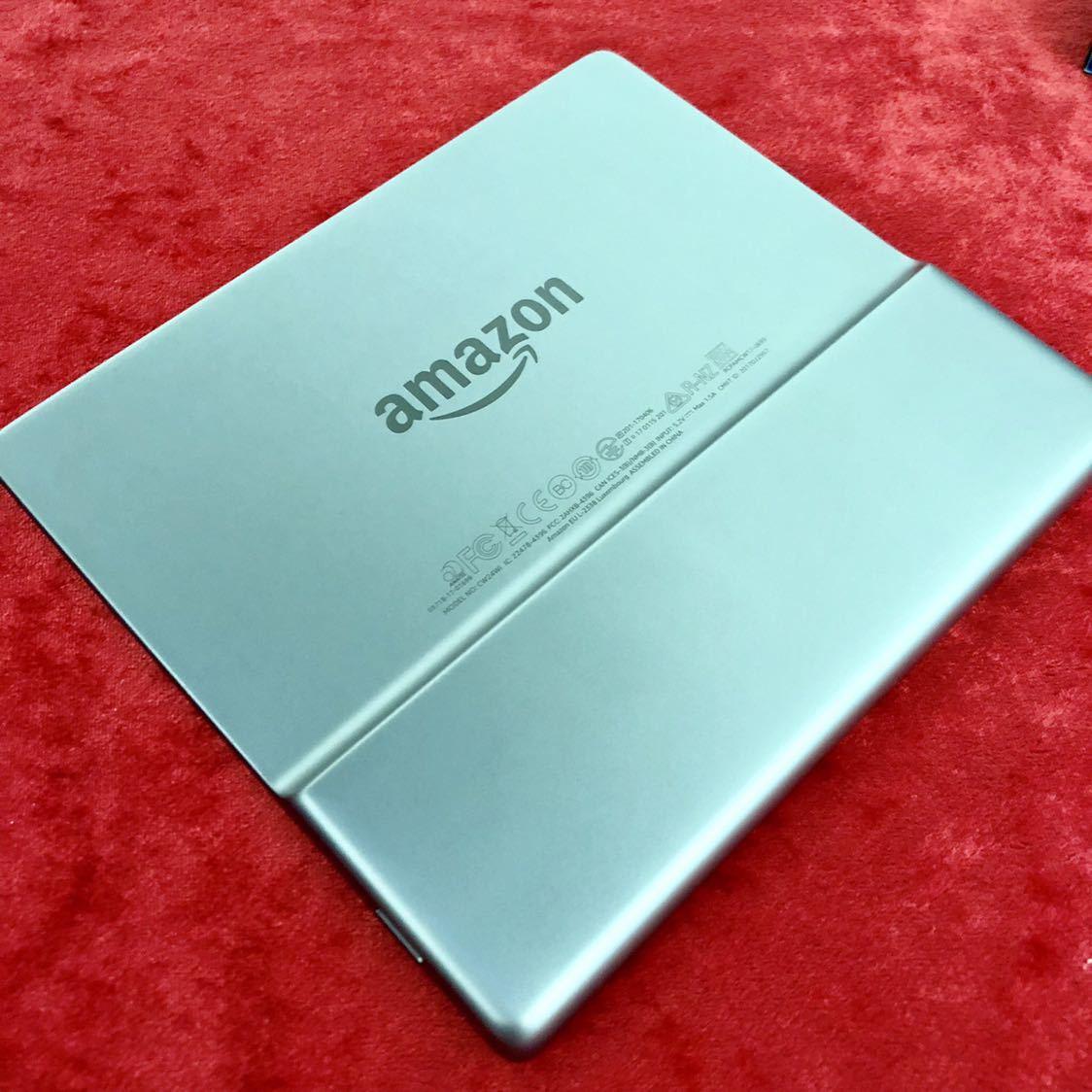 ★新品同様★Kindle Oasis 32GB WiFi(広告なし)防水機能搭載 電子書籍_画像3