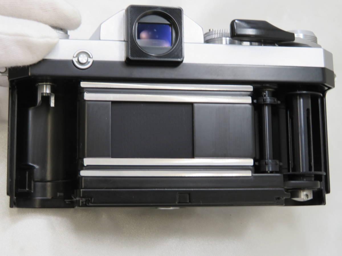 【カメラ】 ニコン Nikon F アイレベル ボディ 本体 フィルムカメラ_画像9