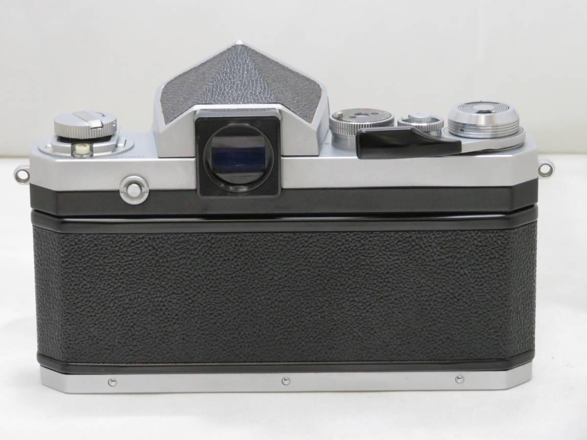 【カメラ】 ニコン Nikon F アイレベル ボディ 本体 フィルムカメラ_画像5