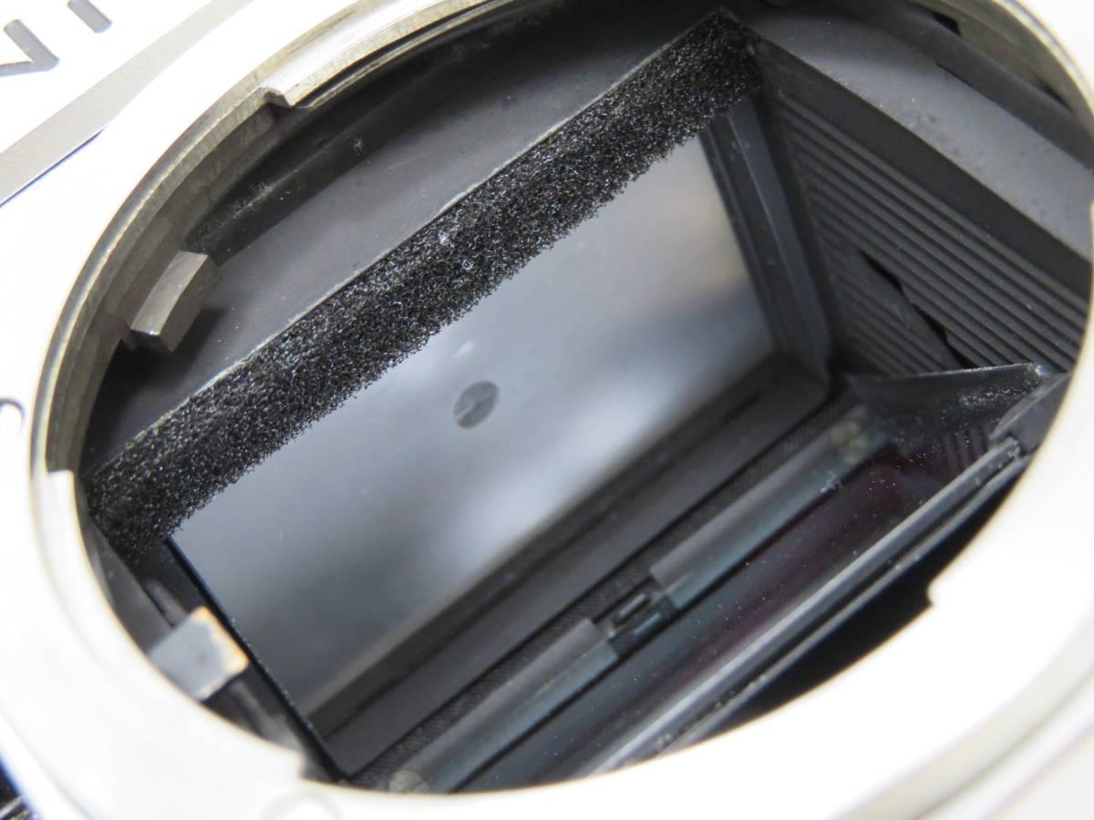 【カメラ】 ニコン Nikon F アイレベル ボディ 本体 フィルムカメラ_画像3