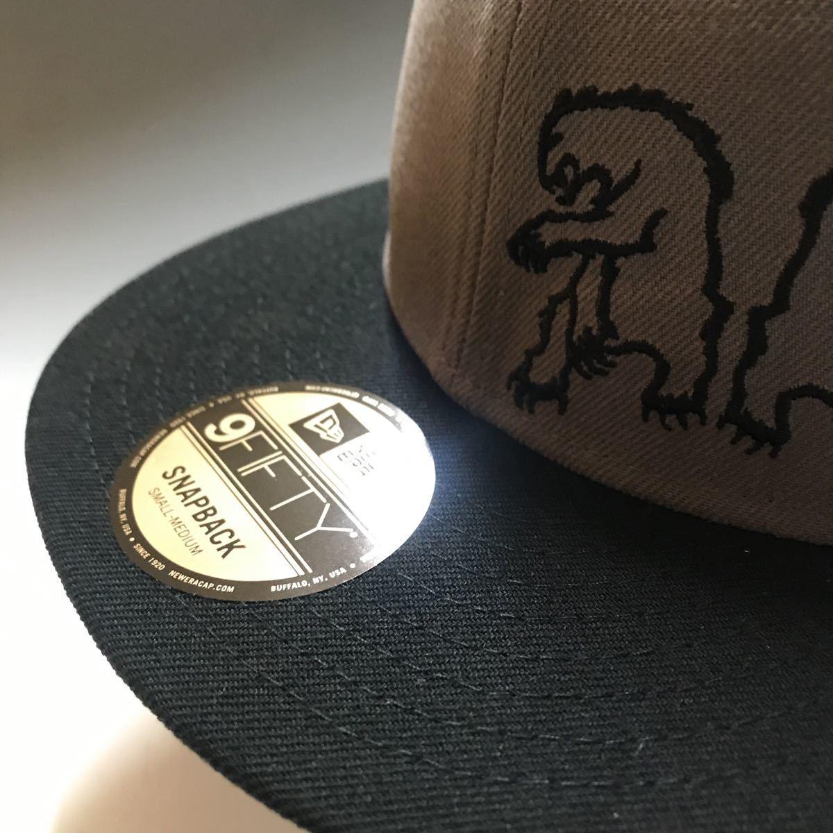 chromag Bear Reflect クロマグ ニューエラ スナップバック 9FIFTY キャップ Snapback Hat mtb マウンテンバイク クロモリ ハードテイル_画像2