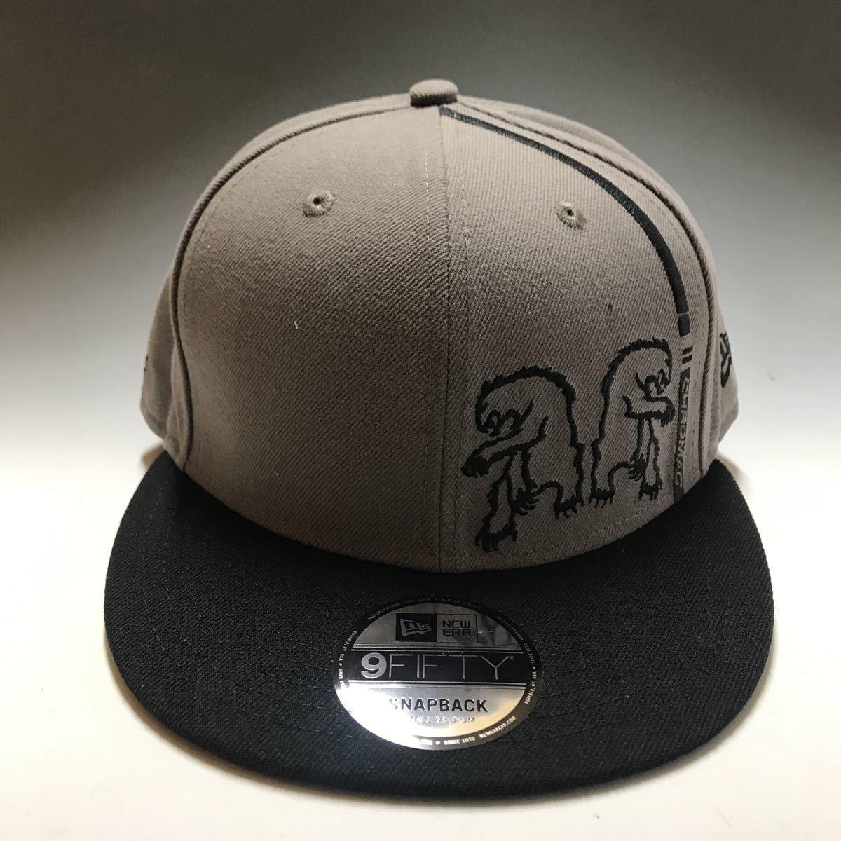 chromag Bear Reflect クロマグ ニューエラ スナップバック 9FIFTY キャップ Snapback Hat mtb マウンテンバイク クロモリ ハードテイル
