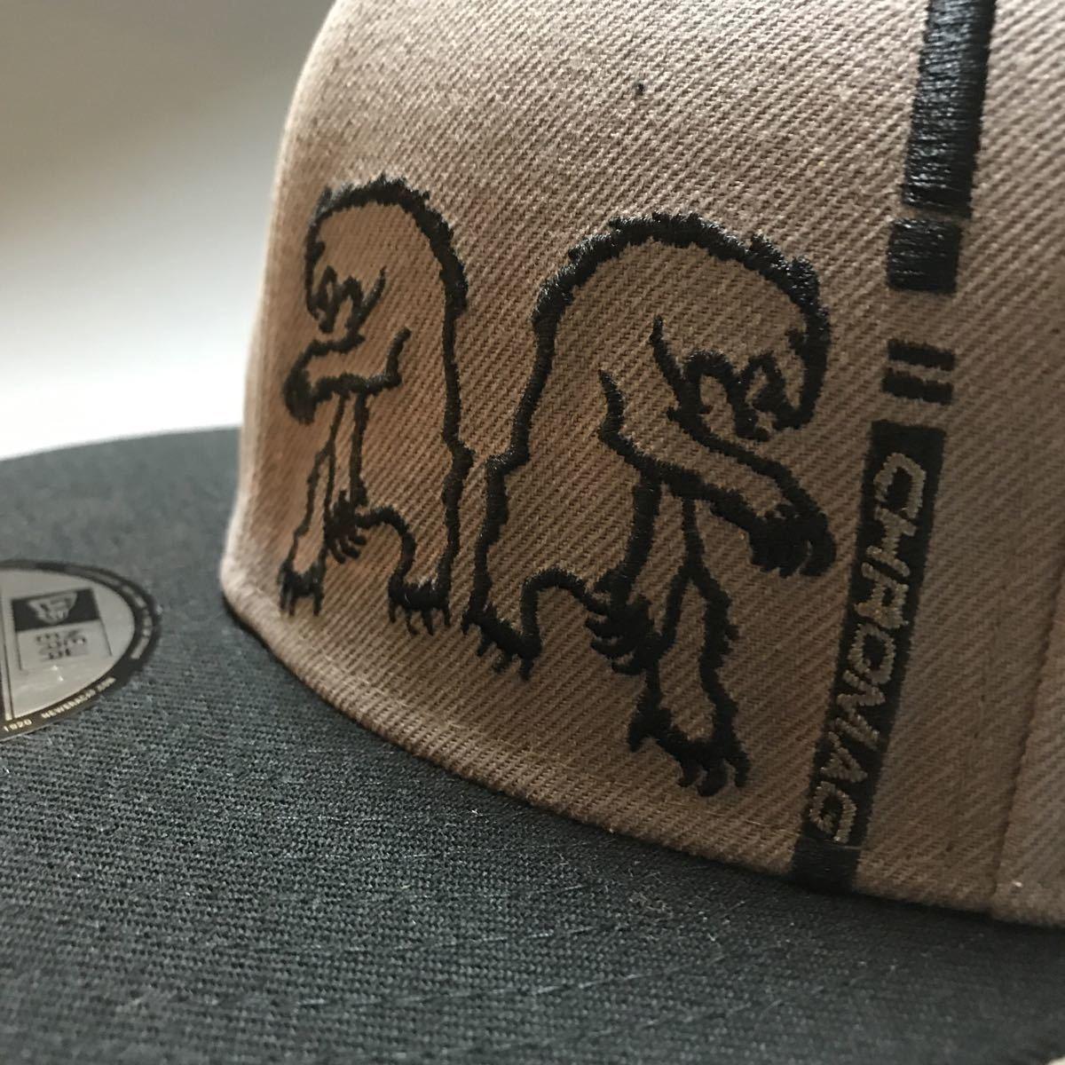 chromag Bear Reflect クロマグ ニューエラ スナップバック 9FIFTY キャップ Snapback Hat mtb マウンテンバイク クロモリ ハードテイル_画像3
