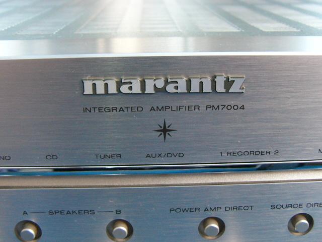 marantz マランツ 『PM7004』 ジャンク品_画像4