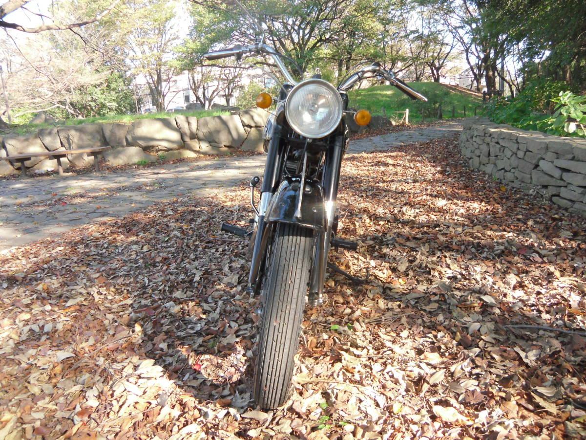(*´▽`*)還暦っ~!?おめでとうございます!!m(__)m 1958年型 メグロ Z7 スタミナ号 車検もたっぷり~ありまっせ!!_画像4