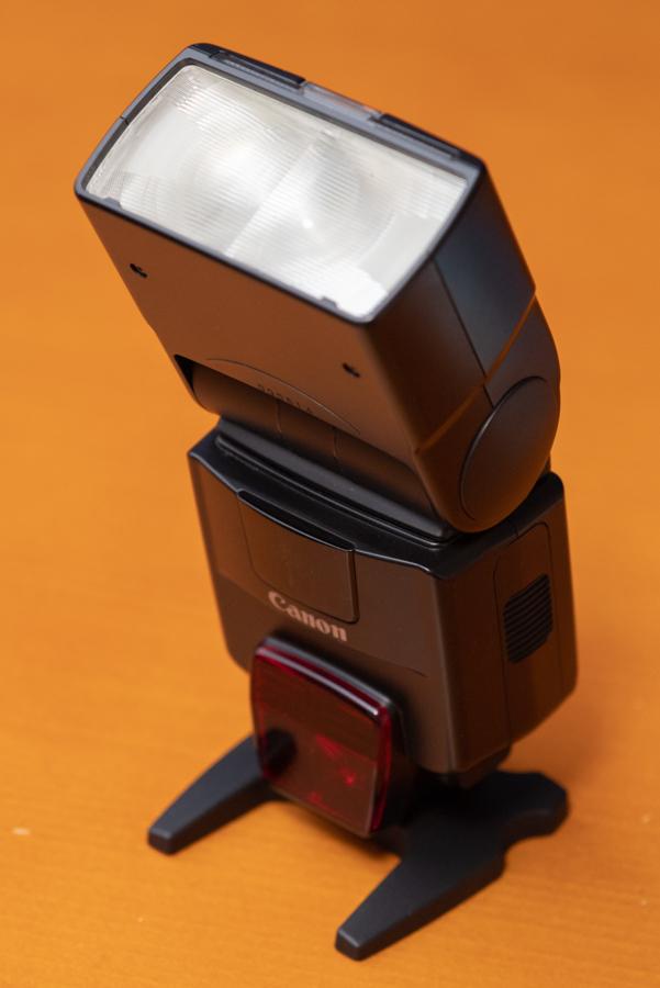 佳能佳能閃光燈550EX關閉相機鞋碼及說明書! 編號:v595067035