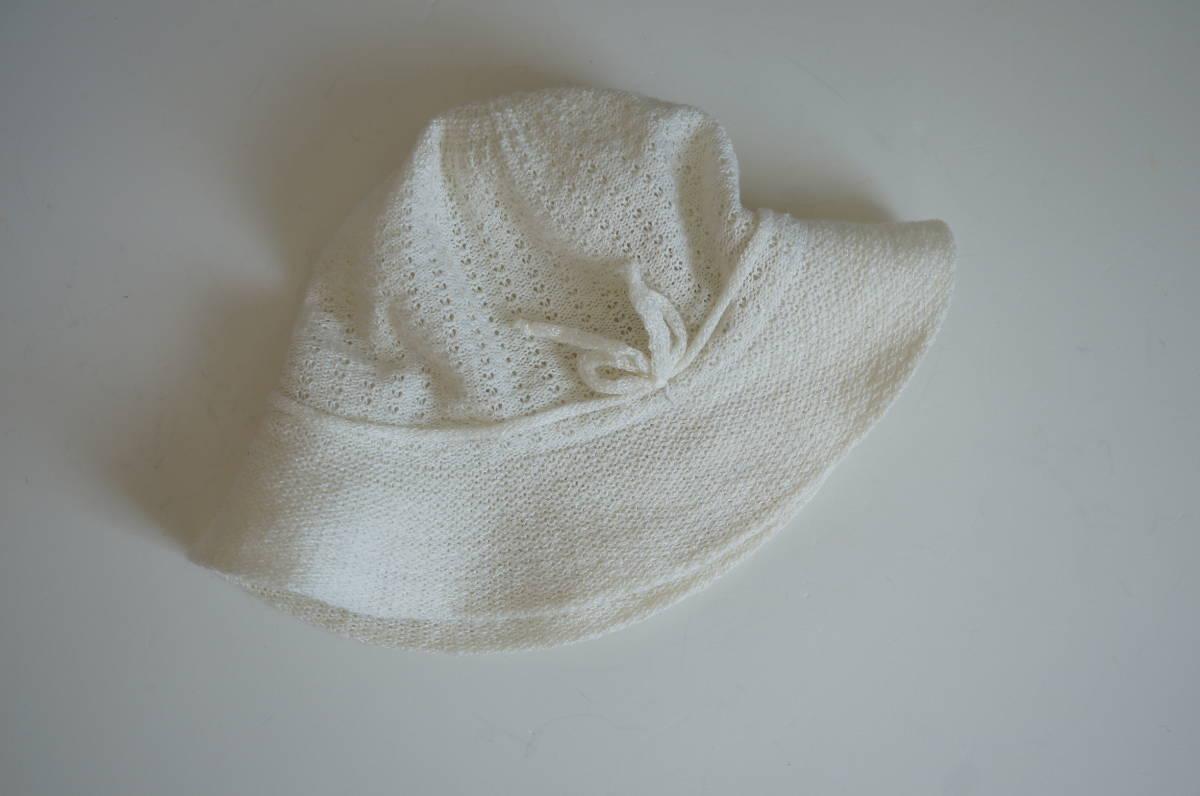e4ce4df7f22ff7 代購代標第一品牌- 樂淘letao - J / SUGAI スガイオリジナル白編み帽子 ...