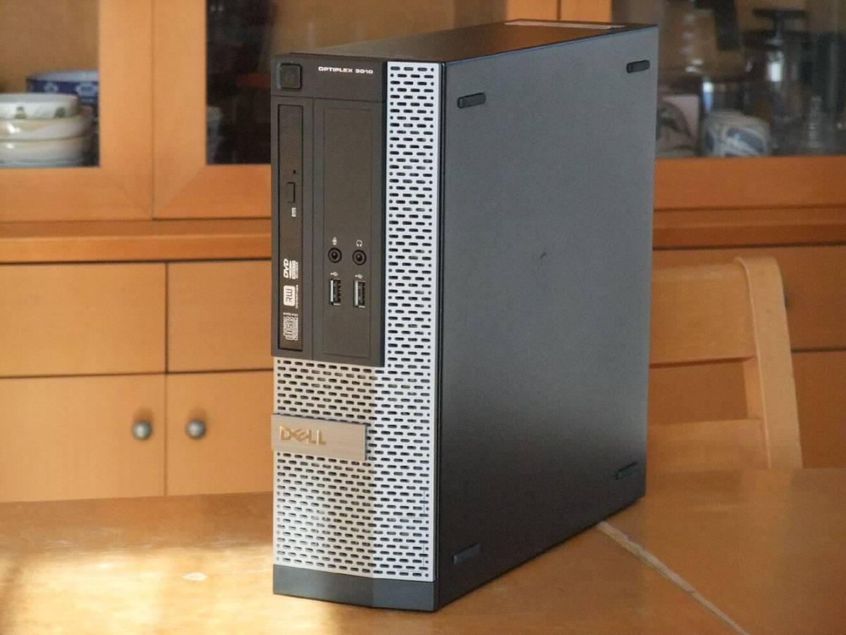 ★究極 i7-4790 4.0Gx8/新品SSD960G+HDD2TB/大容量16Gメモリ/MS Office2019/無線LAN(WI-FI)/Win10/USB3.0/領収証可/送料無料/optiplex3020