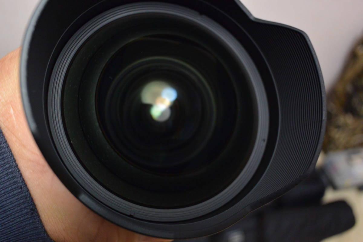 ☆漂亮☆尼康AF-S尼克爾14-24毫米F 2.8 G ED *室內多次使用項目*尼康 編號:q250148263