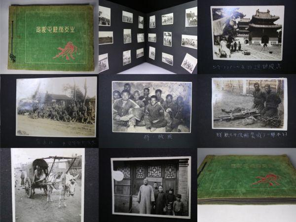 貴重資料◆【北支那駐屯記念】満洲国/満洲事変◆軍隊写真◆当時物◆旧日本軍◆古建物◆匪