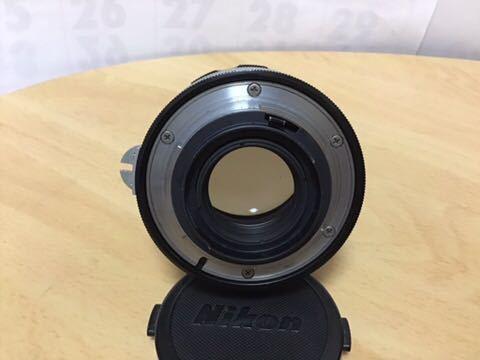 Nikon F アイレベル NIKKOR-O.C 35mm/2 動作品_画像6