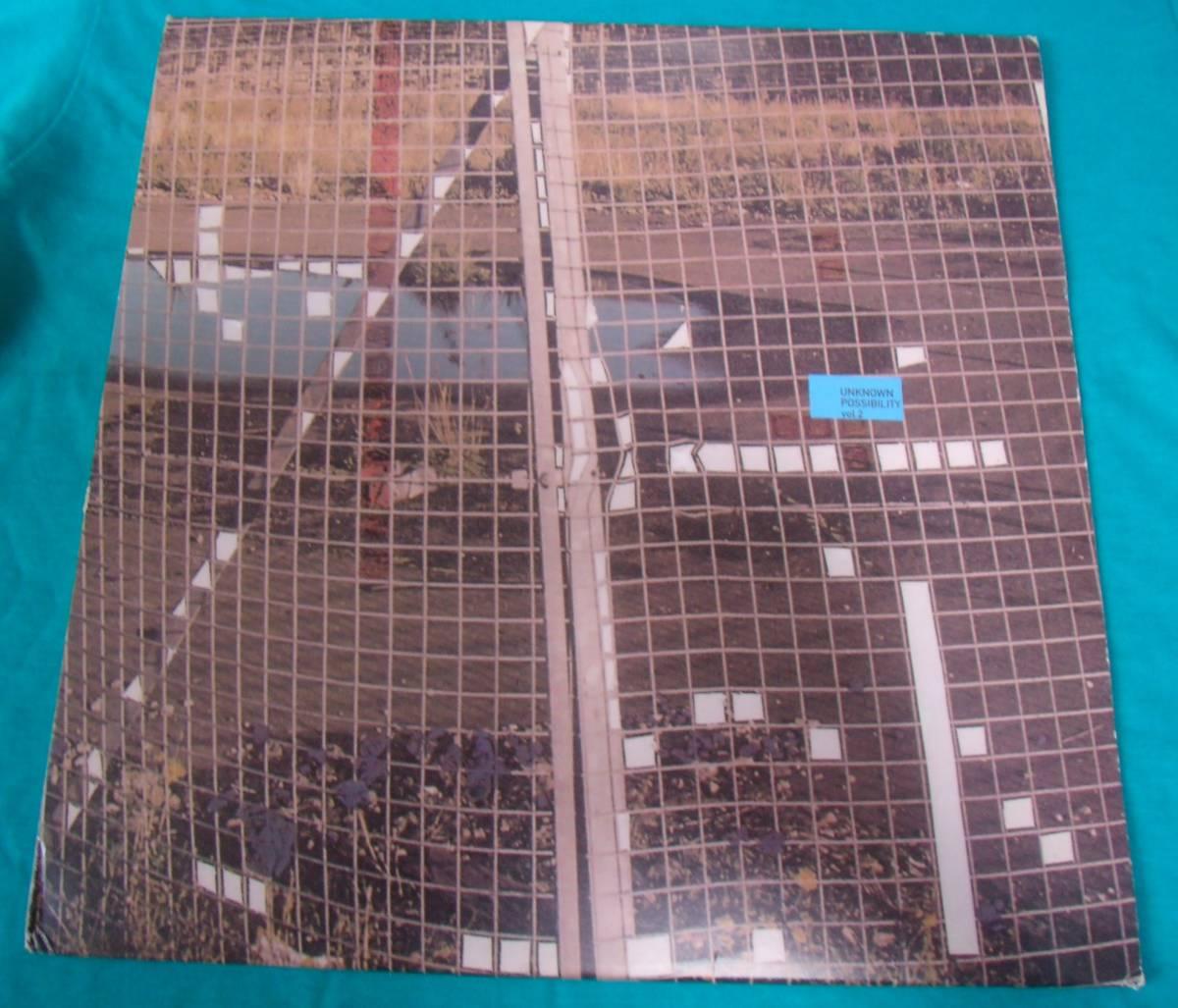 LP●FUMIYA TANAKA / UNKNOWN POSSIBILLITY VOL.2 TOREMA RECORDS_画像1