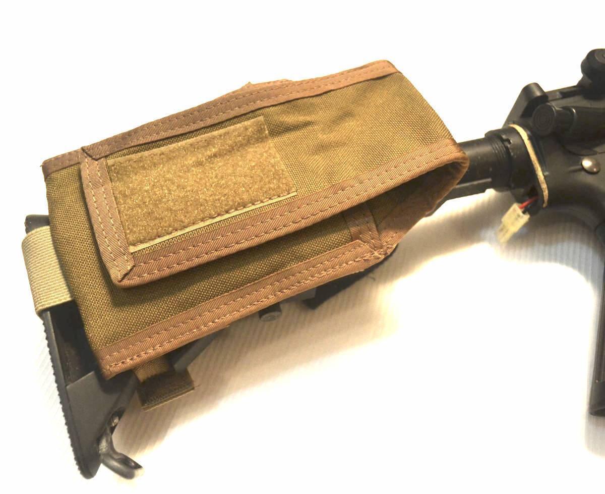 米軍放出品 TAG 実物 タクティカルアサルトギア M4 M16 M416 マガジン収納 ストックマガジンポーチ SC_画像5