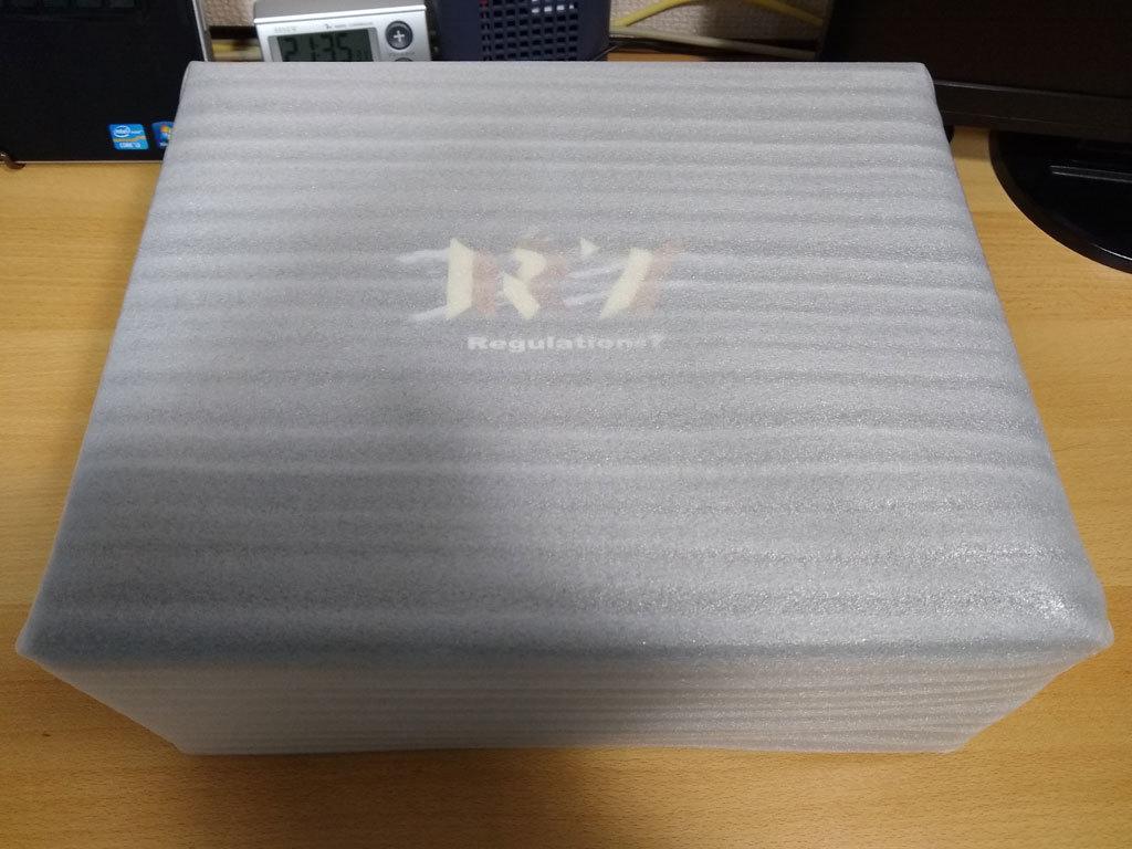 ドリームキャスト 本体 HKT-3000 R7 Regulation#7 + キーボード + VGAボックス ★黒い三点セット【中古】_画像9
