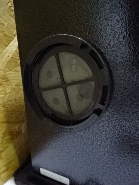 トヨトミ ハイパワー 石油ファンヒーター 18-24畳 LCR-665_画像3