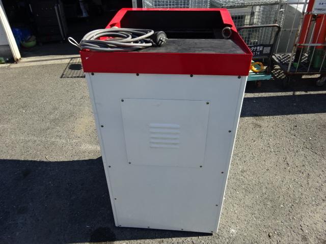 【引き取り限定】空き缶 プレス機 小型で強力 かばちゃん ユンボ_画像4