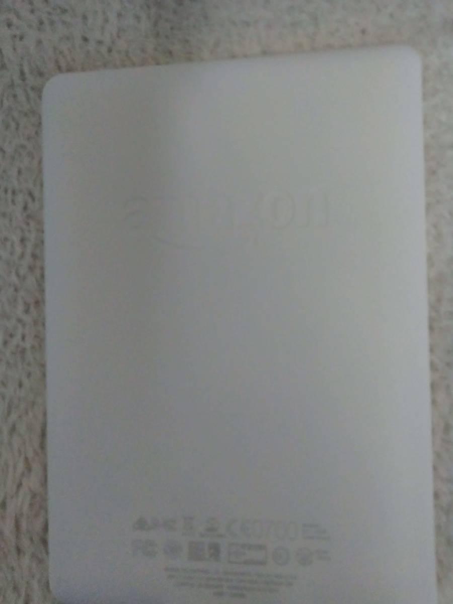 Kindle Paperwhite 32GB、マンガモデル、Wi-Fi 、ホワイト、キャンペーン情報つきモデル レザーカバー付 購入後1年未満_画像4