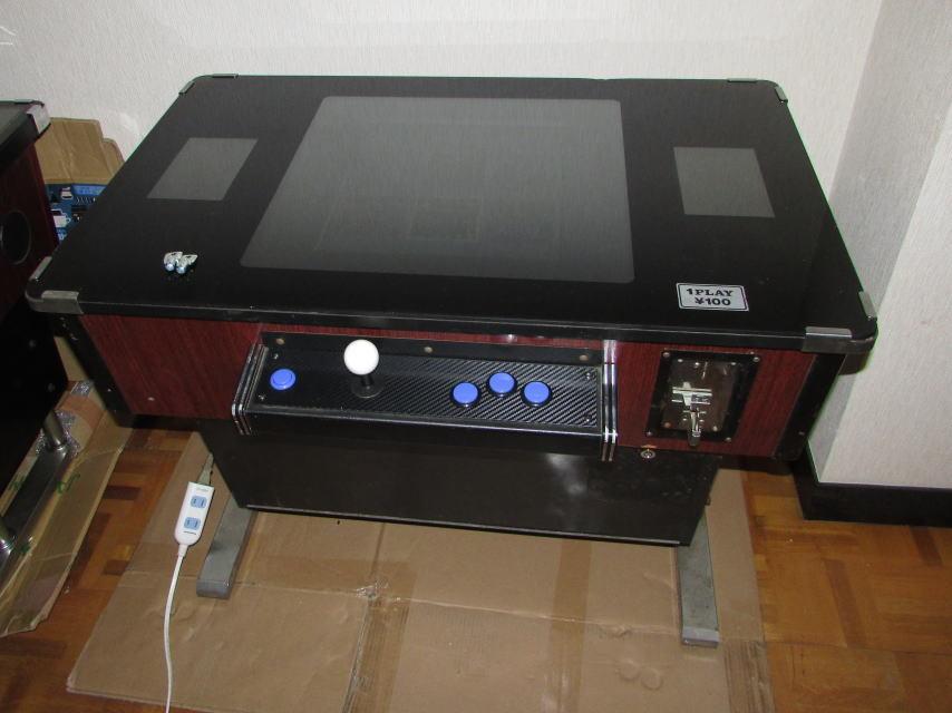 テーブル筐体 EIZO液晶モニター仕様
