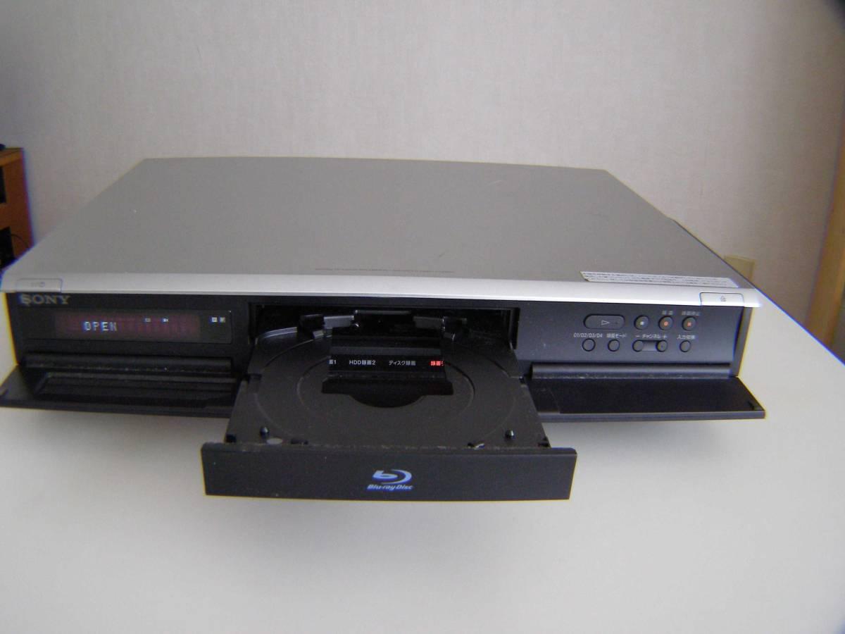 ソニー BDZ-T70 2番組同時録画 320GB 動作確認済み_画像4