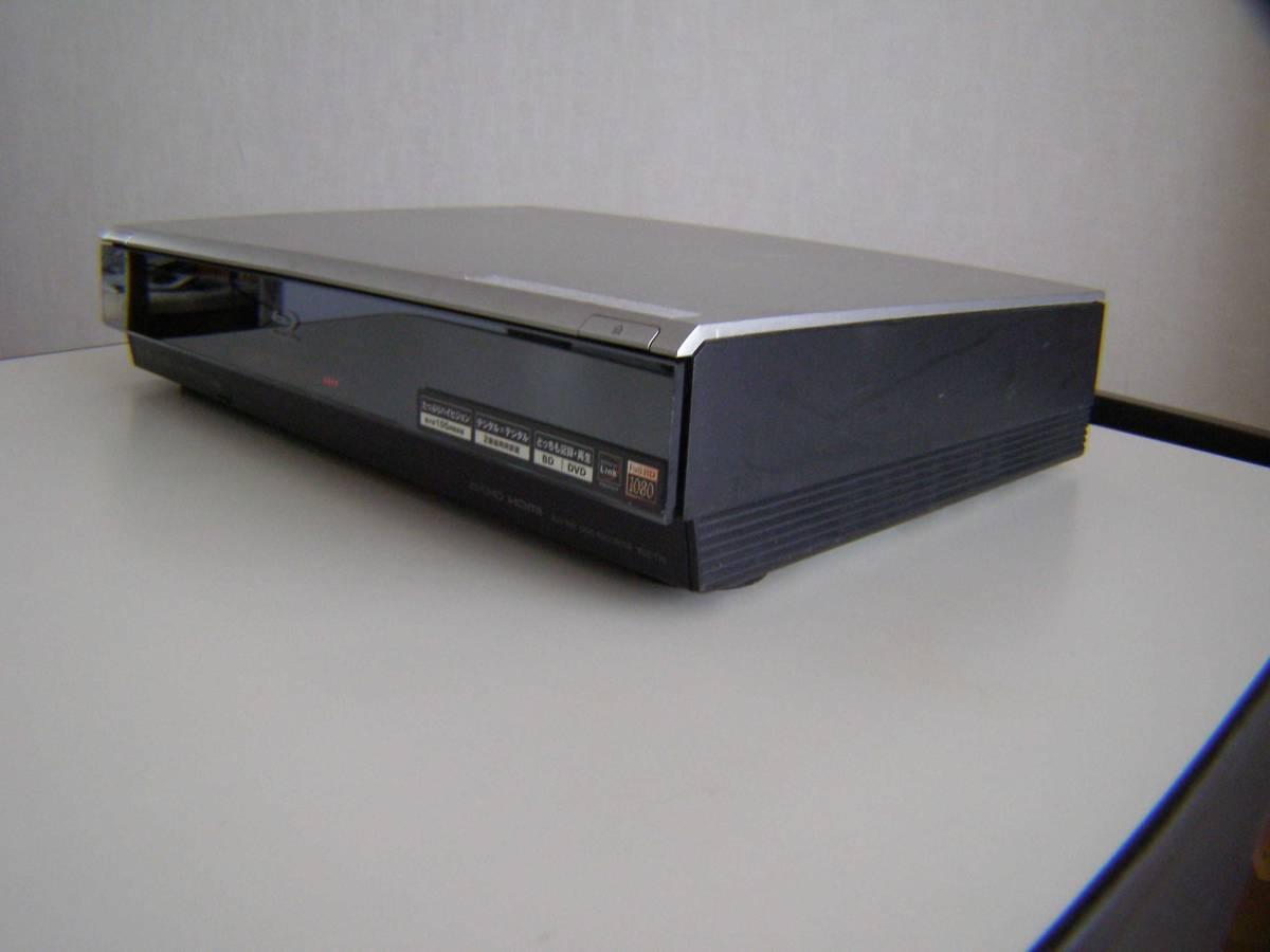 ソニー BDZ-T70 2番組同時録画 320GB 動作確認済み_画像6