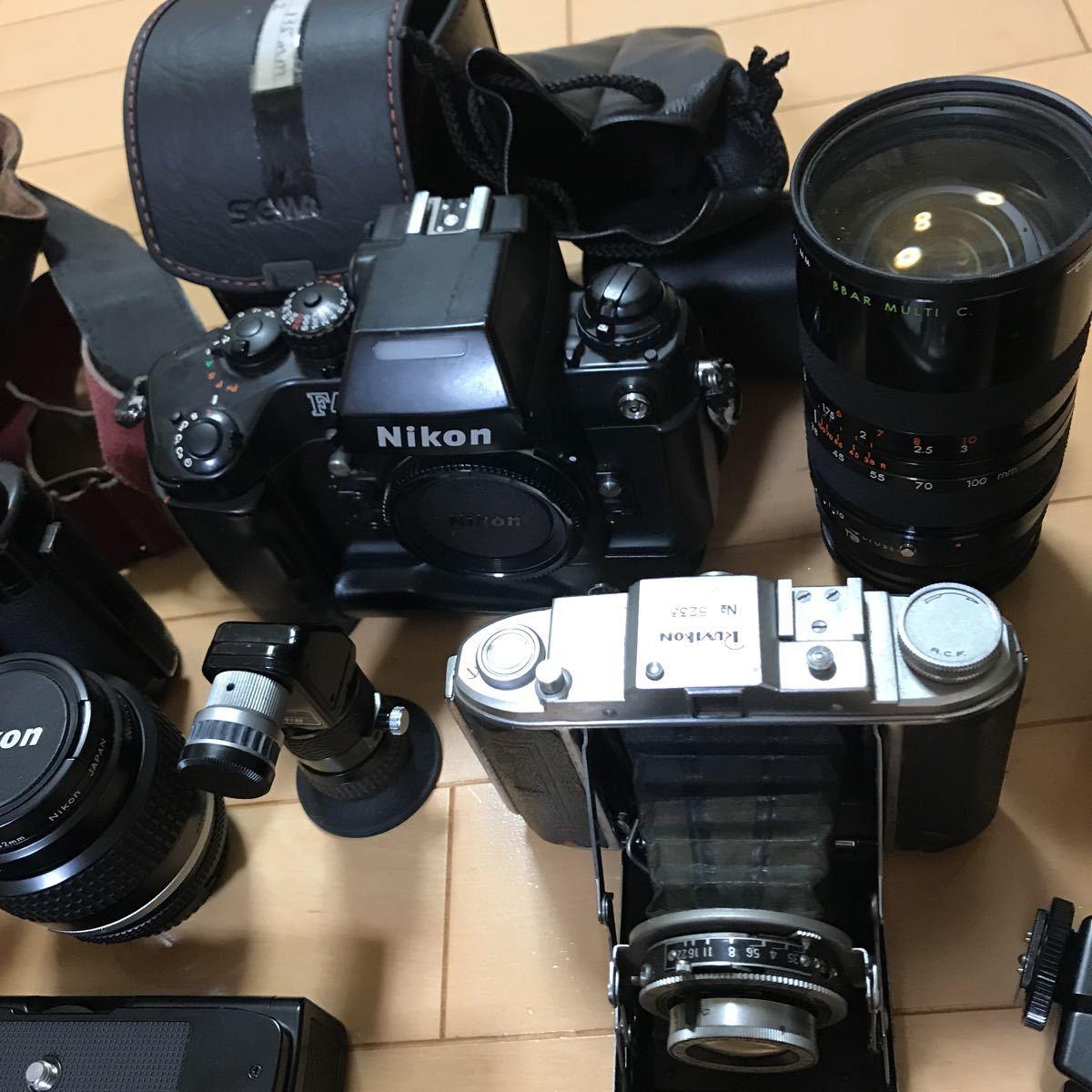 ジャンク ニコン ペンタックス など フィルムカメラ レンズ 色々 いろいろ_画像4