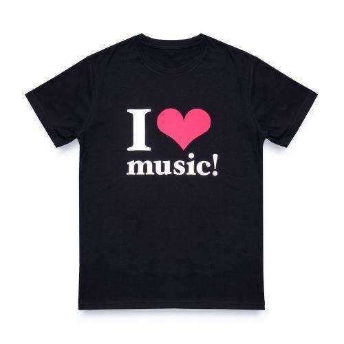 新品 WE ハート(LOVE)NAMIE HANABI SHOW(安室奈美恵)/ I ハート(LOVE)music!Tシャツ★Mサイズ★グッズ★沖縄★ライブ