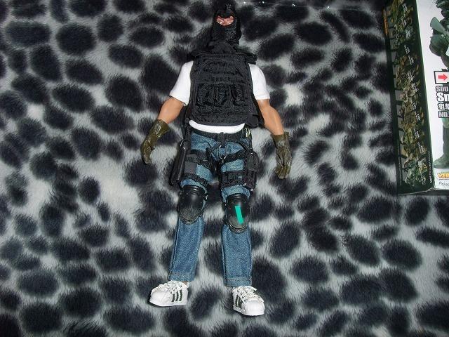 【絶版】1/6 SDU Assaulter&Breacher HOTTOYS ホットトイズ special duties unit 特殊部隊&アクセサリーセット2タイプ
