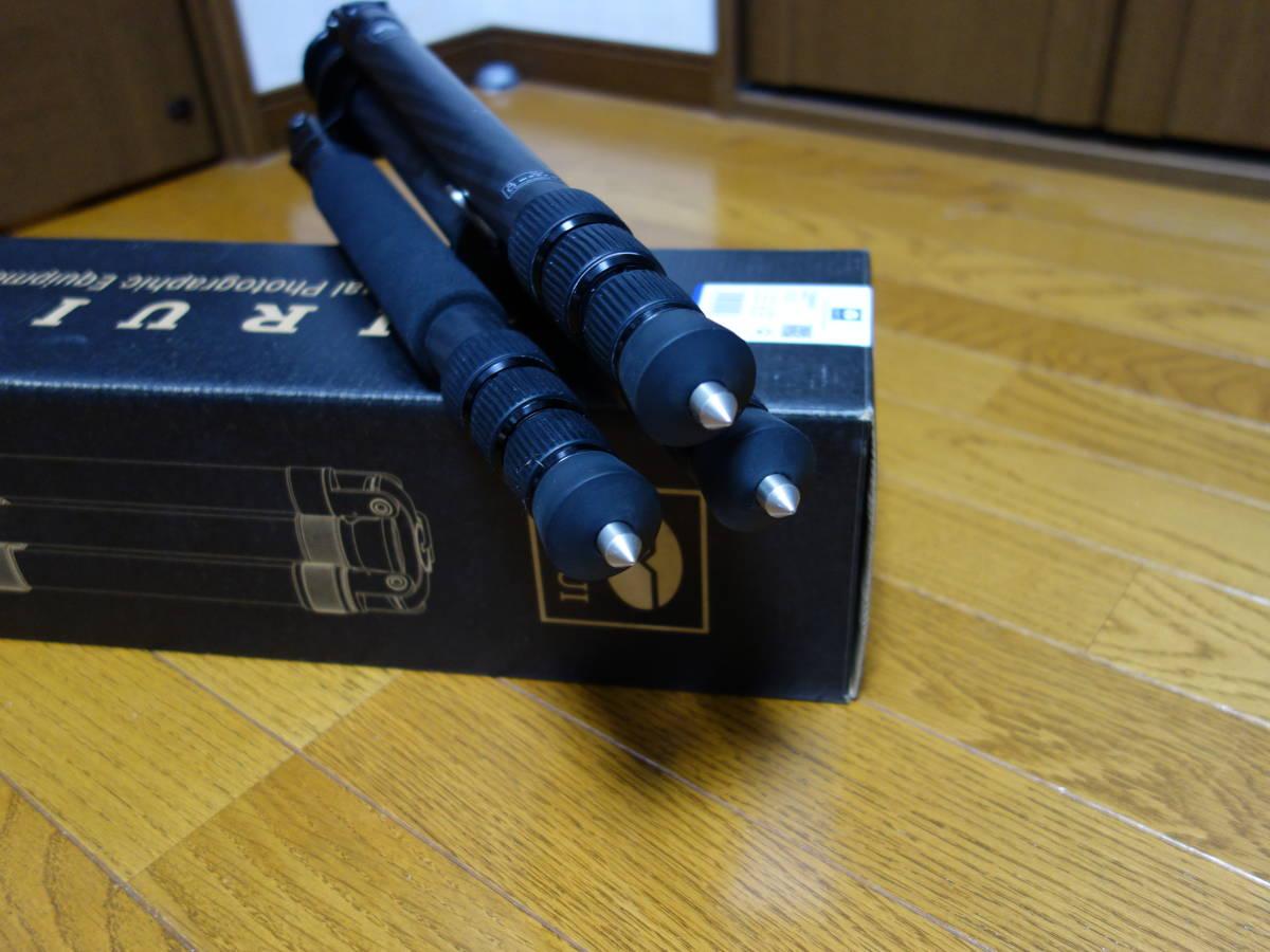 [二手美品] SIRUI三腳架4階段中型腿碳T-2204X 編號:k346252753