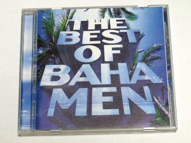 国内盤 ベスト・オブ・バハ・メン THE BEST OF BAHA MEN 傷みあり CD_画像1