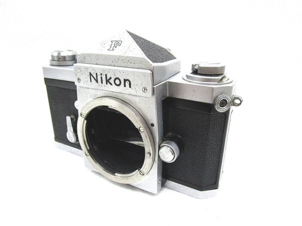 Nikon ニコン F フィルムカメラ ボディ / 中古カメラ 現状品_画像4