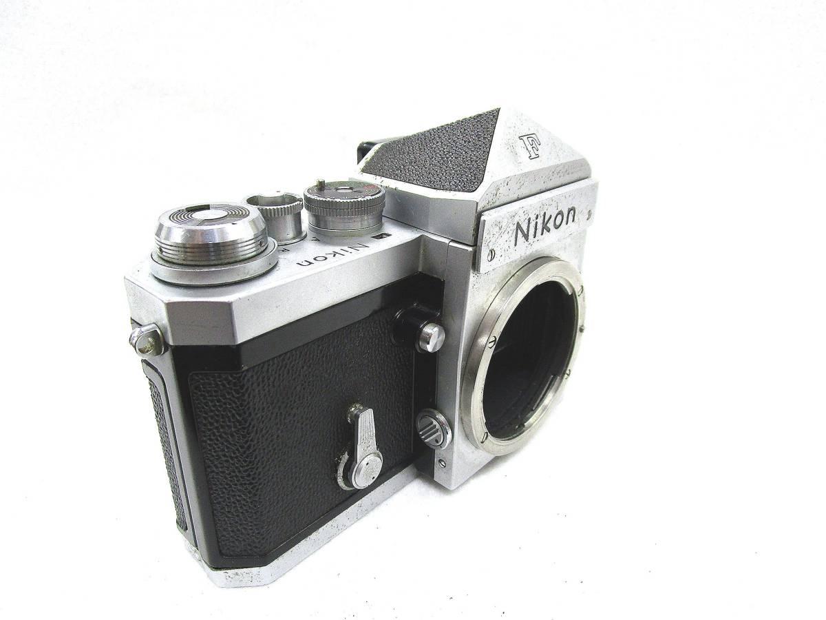 Nikon ニコン F フィルムカメラ ボディ / 中古カメラ 現状品_画像3