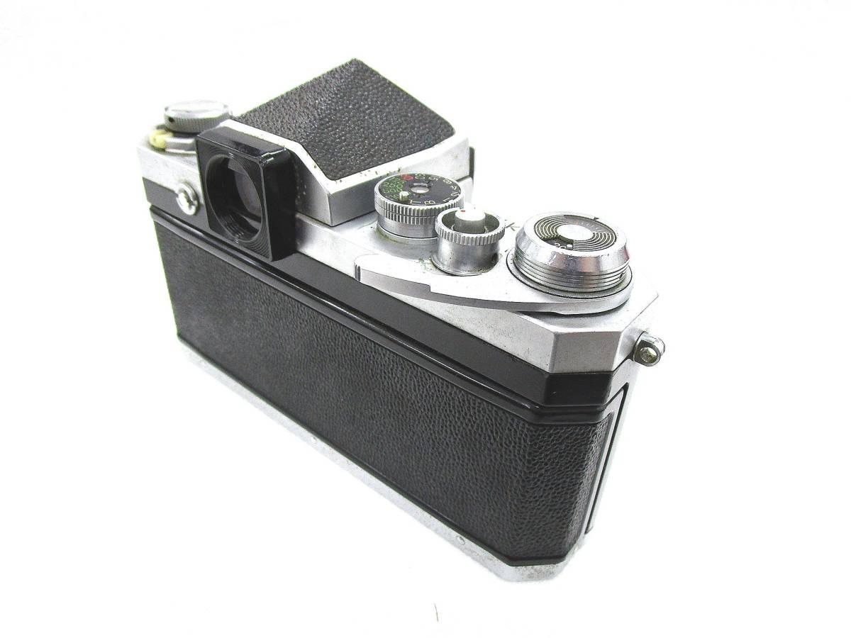 Nikon ニコン F フィルムカメラ ボディ / 中古カメラ 現状品_画像7