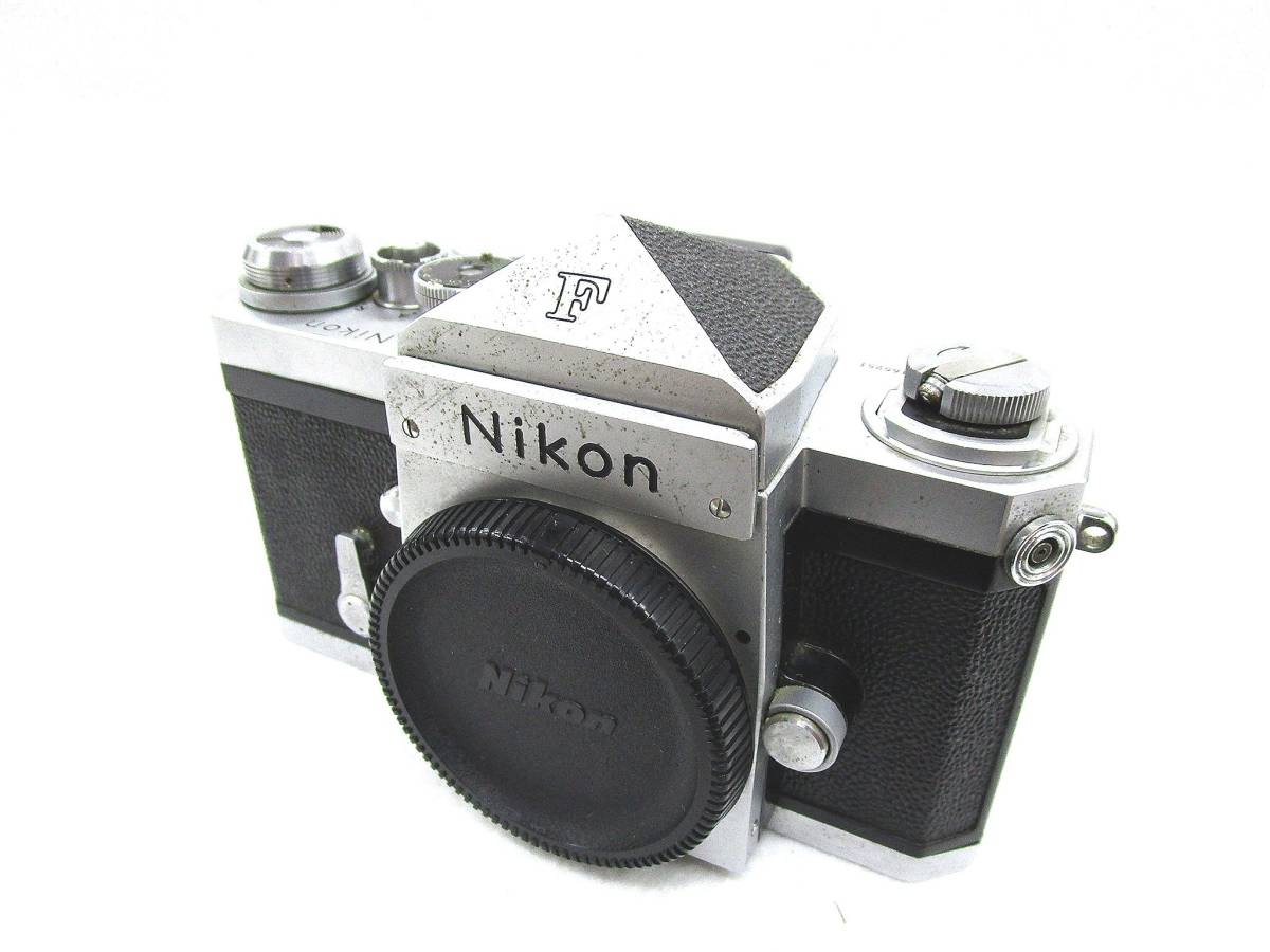 Nikon ニコン F フィルムカメラ ボディ / 中古カメラ 現状品