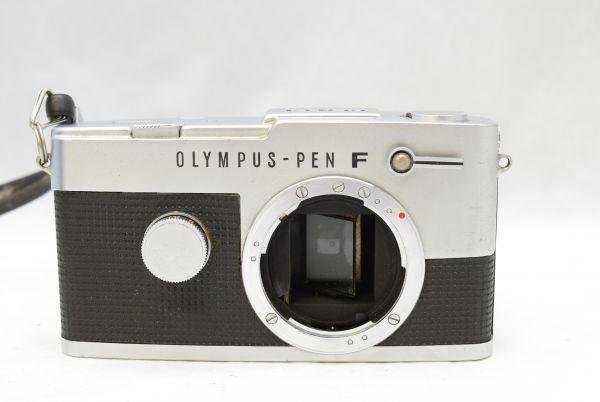 ☆OLYMPUS オリンパス PEN-FT G.ZUIKO AUTO-S 40mm 1:1.4 + ZUIKO Auto-zoom 50-90mm 1:3.5 ジャンク_画像2