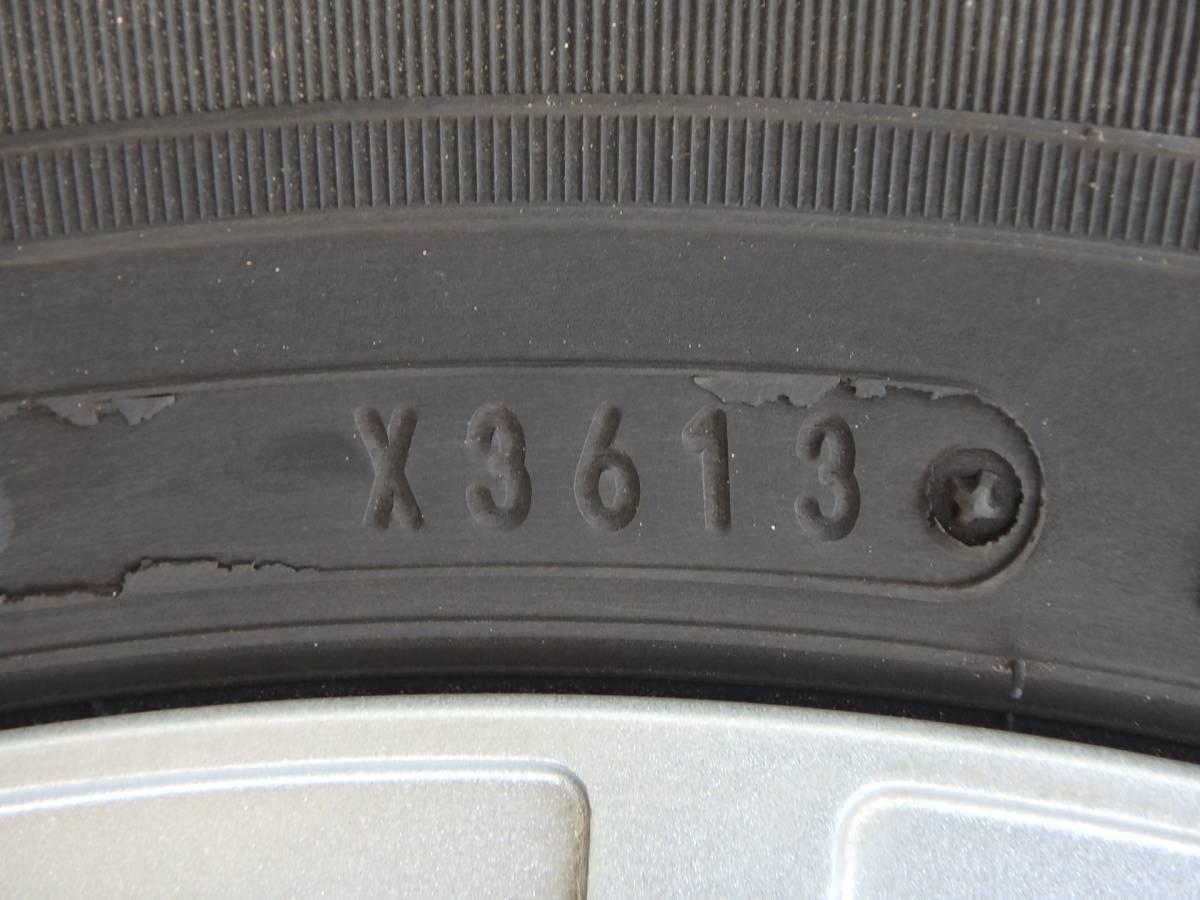 """★售罄★Hiace&4輪組的200系列無釘輪胎Dunlop""""DSV  -  01""""195 / 80R15LT 編號:e317348388"""