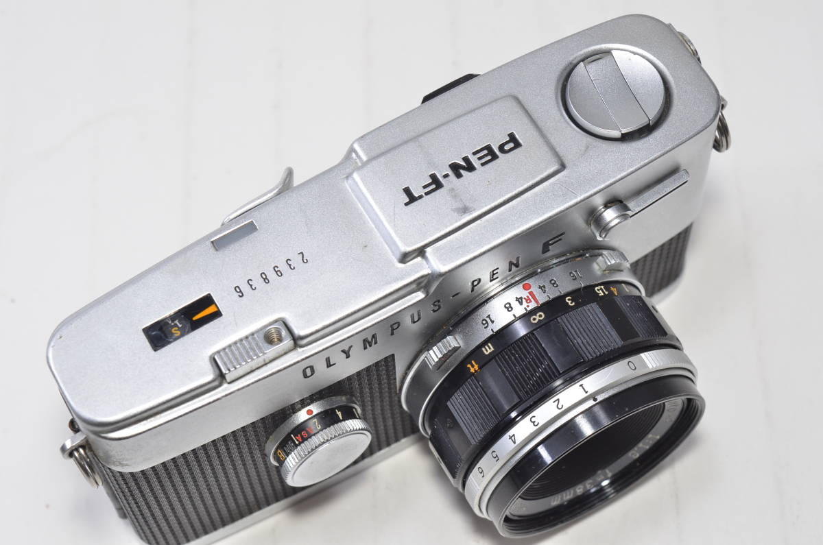 OLYMPUS PEN-FT F.zuiko 38mm F1.8 付属_画像3