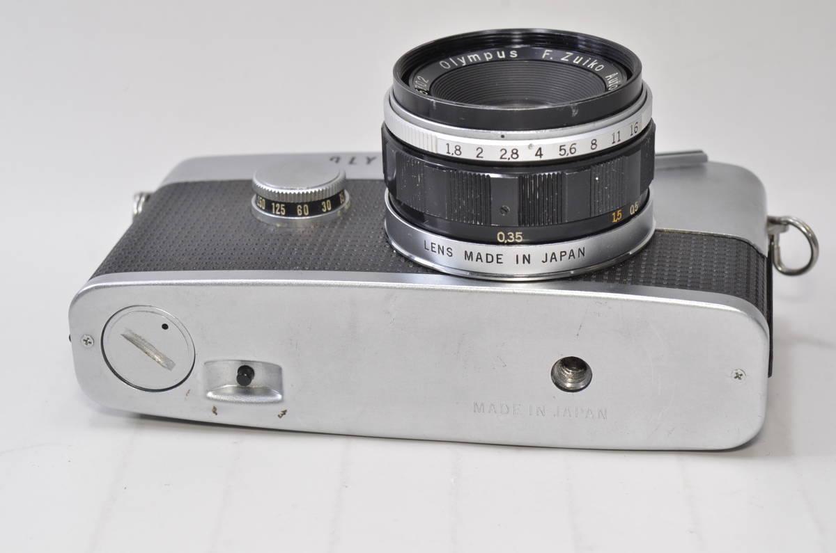OLYMPUS PEN-FT F.zuiko 38mm F1.8 付属_画像6