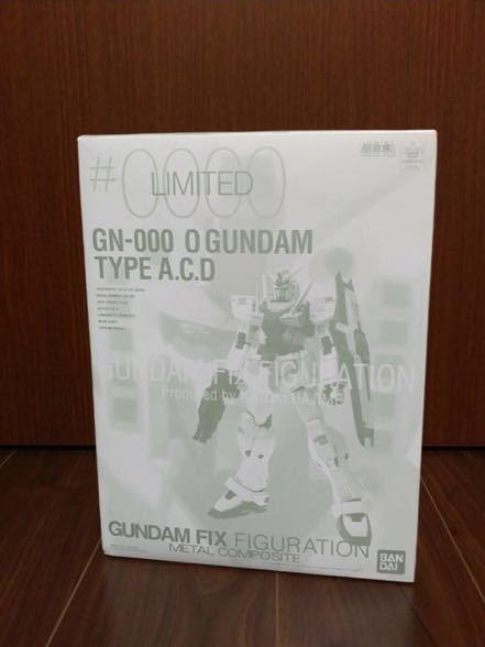 GUNDAM FIX FIGURATION METAL COMPOSITE Oガンダム TYPE A.C.D (実戦配備型) 未開封 メタルビルド