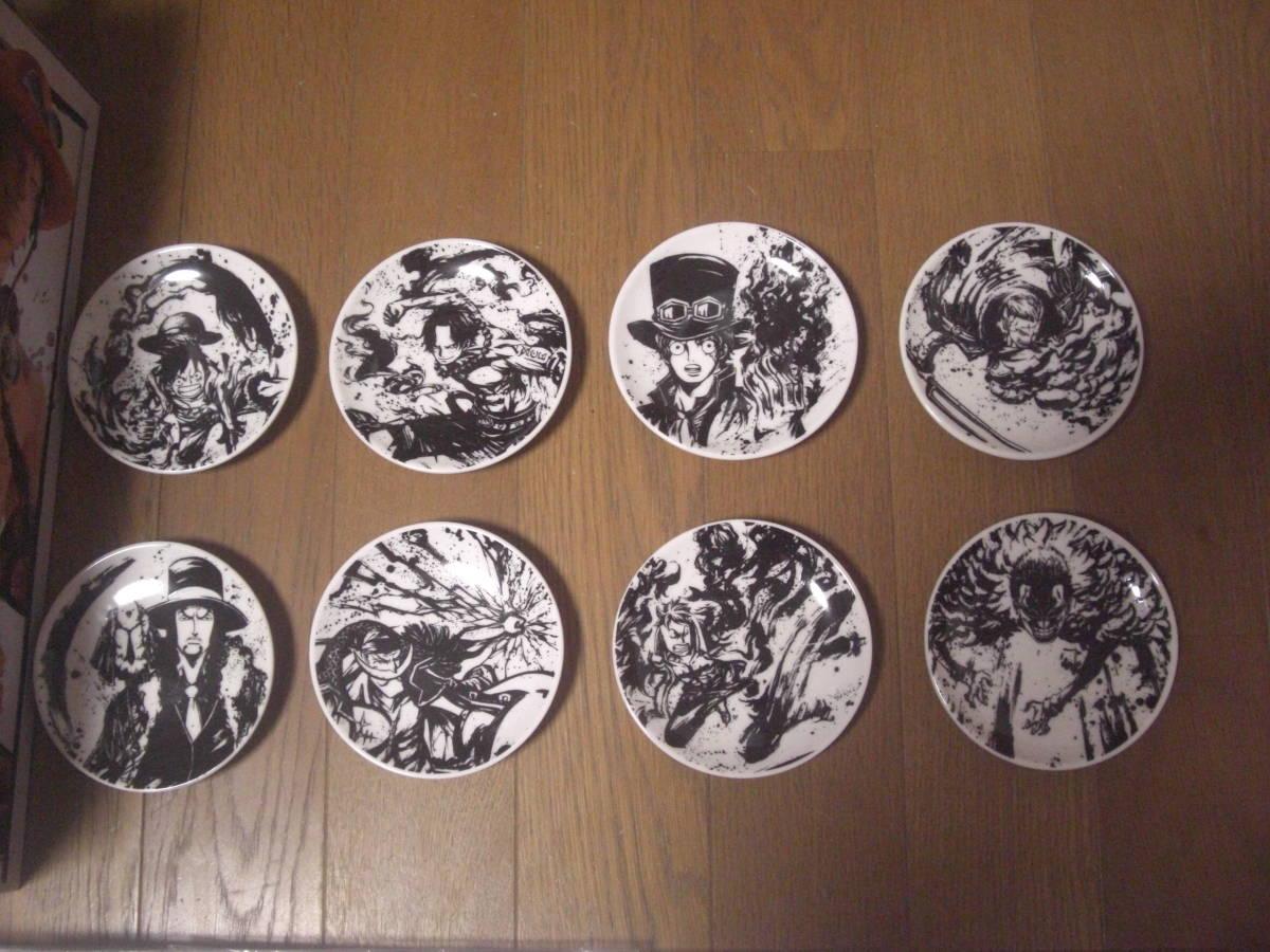 魔鬼的果實Ace小盤子墨水錶達全壓縮單片一片 編號:d322958607