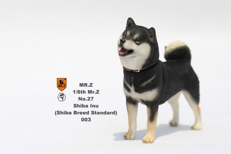 新品 BJD用撮影道具 犬 柴犬 樹脂 全3色 1/6 YSDサイズドール用 Blythe用 doll 球体関節人形用 同梱可能 HX-002_画像10