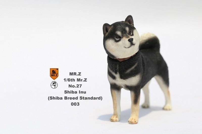 新品 BJD用撮影道具 犬 柴犬 樹脂 全3色 1/6 YSDサイズドール用 Blythe用 doll 球体関節人形用 同梱可能 HX-002_画像8