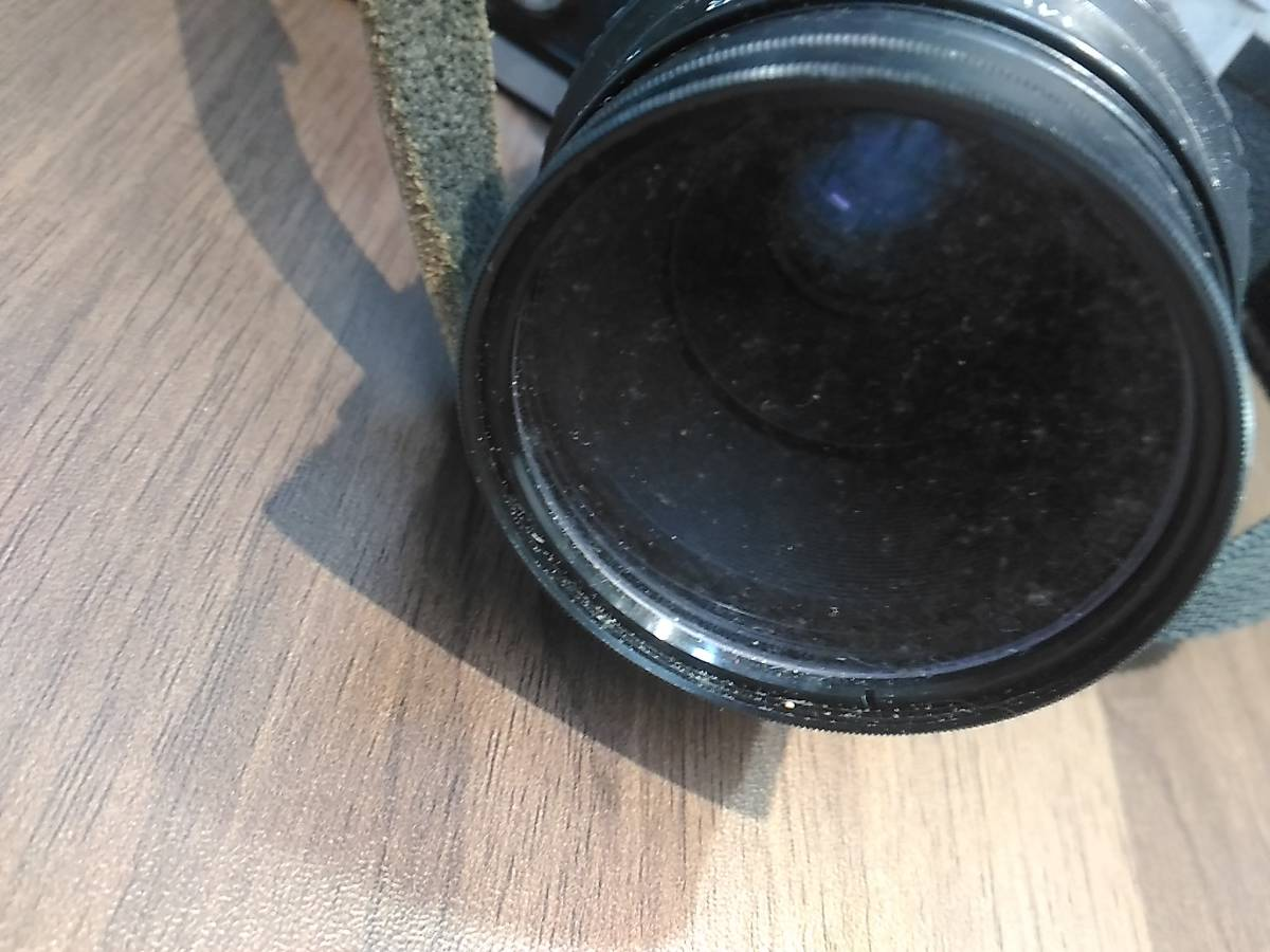 【3798】Nikon  F Niokon  55mm  1:2.8 動作未確認_画像5