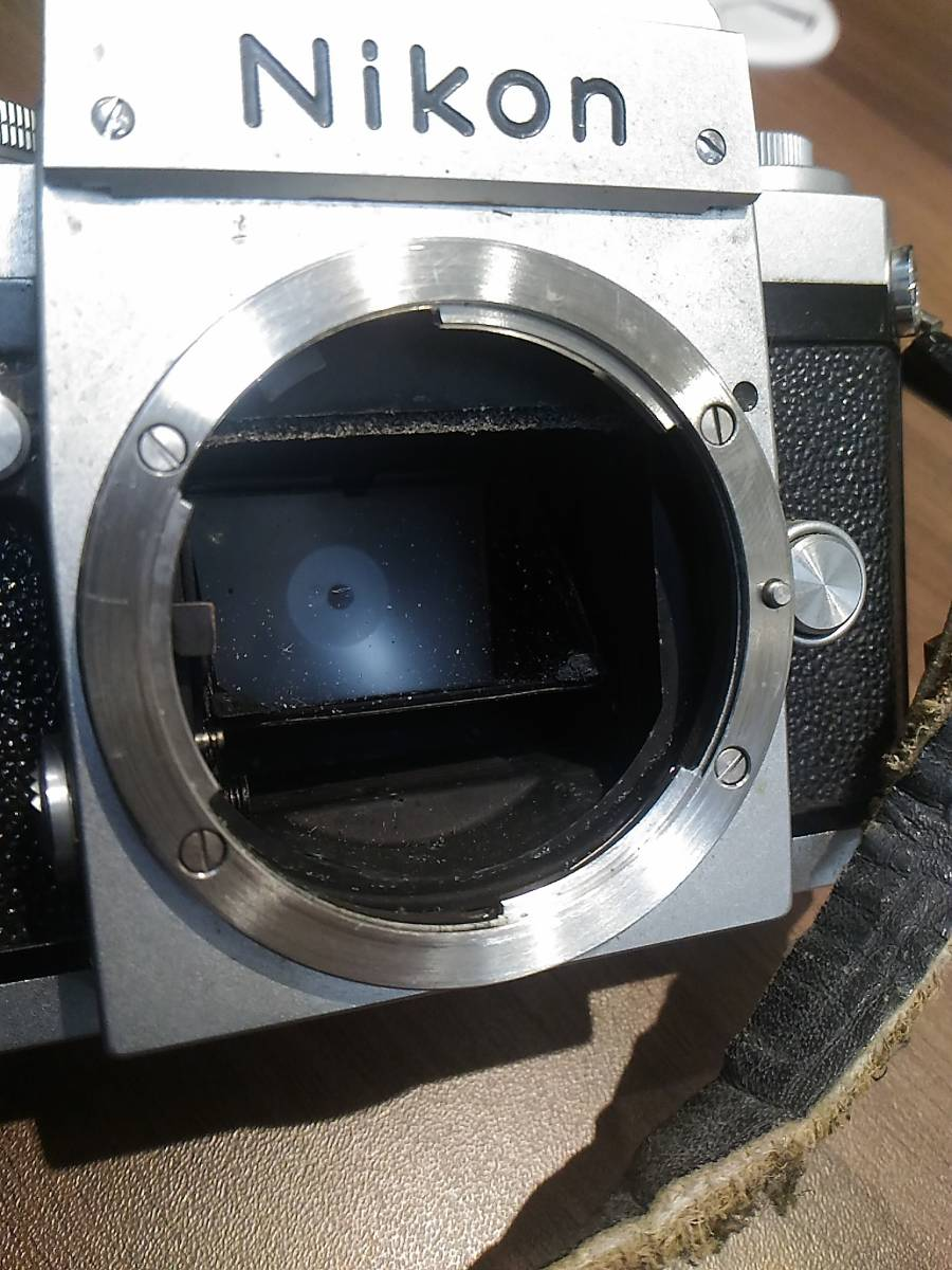 【3798】Nikon  F Niokon  55mm  1:2.8 動作未確認_画像6