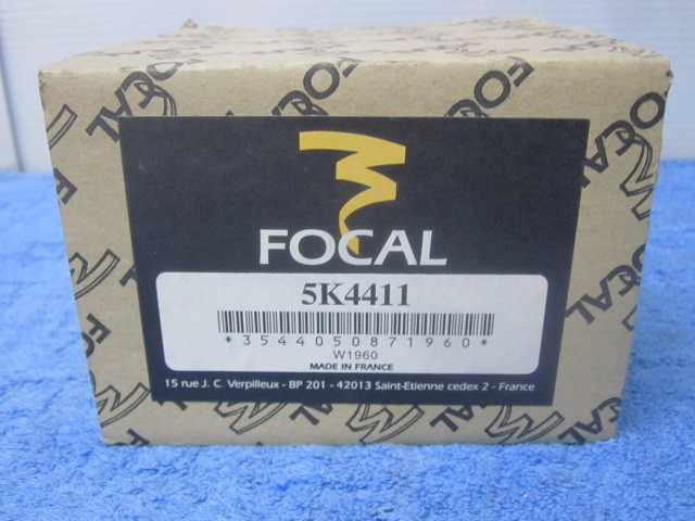 FOCAL 5K4411 スピーカー 13.5cm