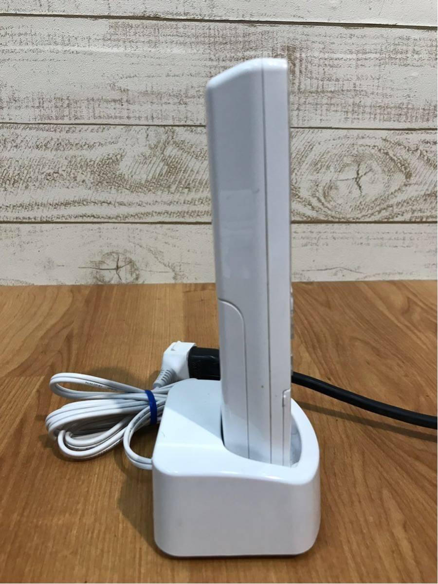 パナソニック panasonic VL-WD612 PNLC1025 子機 電話機 中古品_画像3