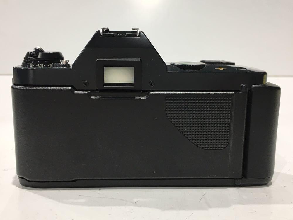 181101B☆ Canon T50 ZOOM LENS AC 35-70mm 1:3.5-4.5 LENS MADE IN JAPAN おまけ付き ♪配送方法=ヤフネコ宅急便サイズ60cm♪_画像6