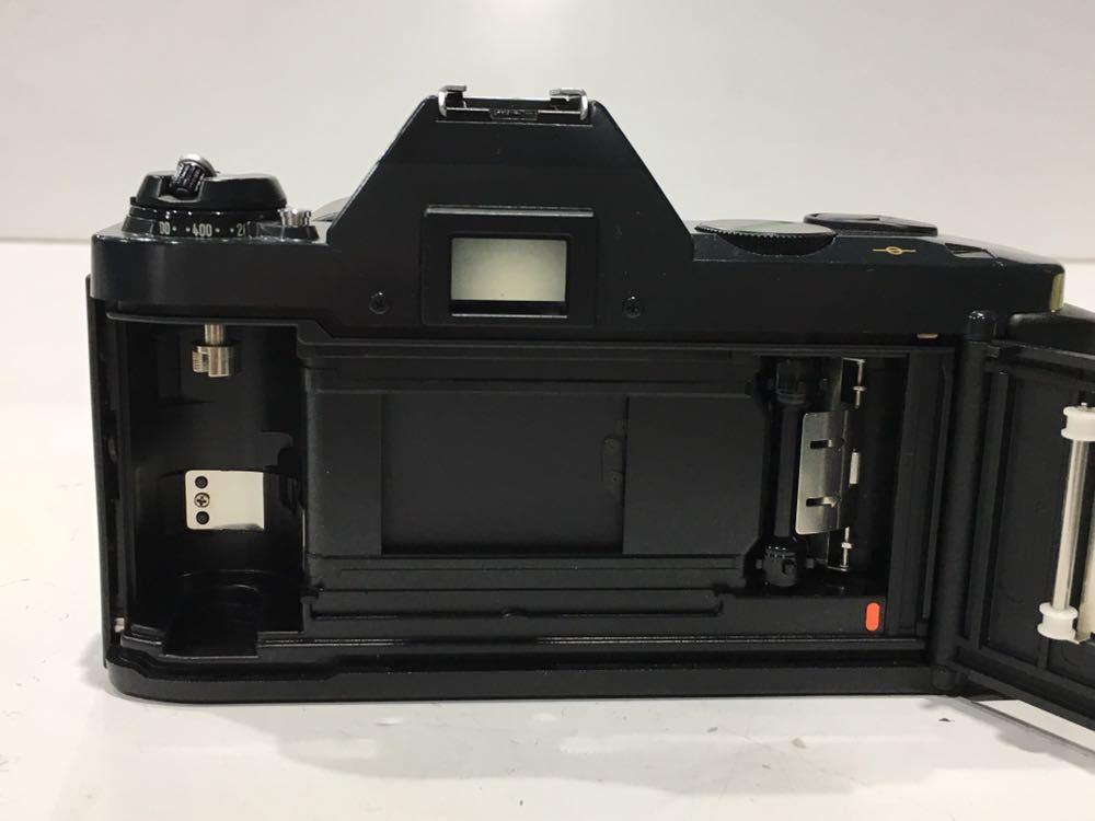 181101B☆ Canon T50 ZOOM LENS AC 35-70mm 1:3.5-4.5 LENS MADE IN JAPAN おまけ付き ♪配送方法=ヤフネコ宅急便サイズ60cm♪_画像8