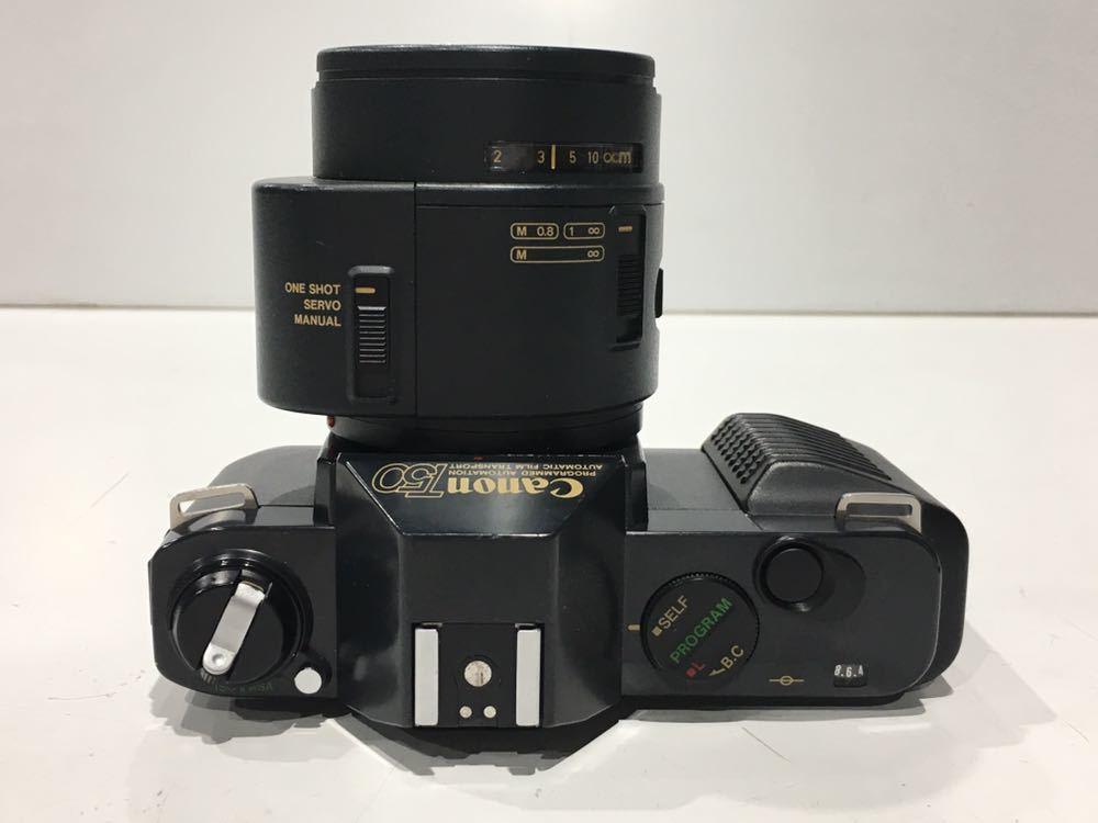 181101B☆ Canon T50 ZOOM LENS AC 35-70mm 1:3.5-4.5 LENS MADE IN JAPAN おまけ付き ♪配送方法=ヤフネコ宅急便サイズ60cm♪_画像4