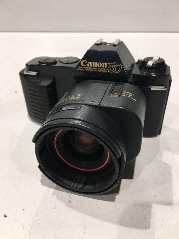 181101B☆ Canon T50 ZOOM LENS AC 35-70mm 1:3.5-4.5 LENS MADE IN JAPAN おまけ付き ♪配送方法=ヤフネコ宅急便サイズ60cm♪