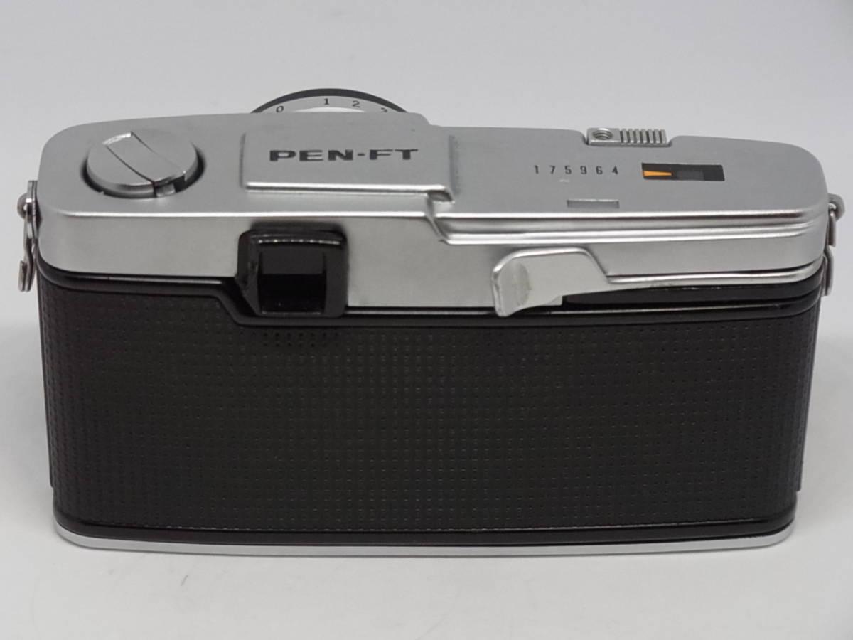 OLYMPUS PEN-F オリンパス ペンFT G.Zuiko Auto-S 1:1.4 f=40mm_画像3